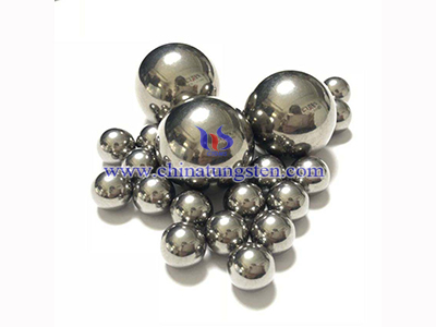 tungsten alloy ball image