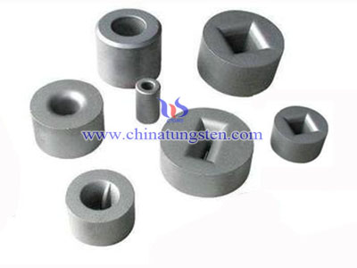 tungsten carbide drawing die image