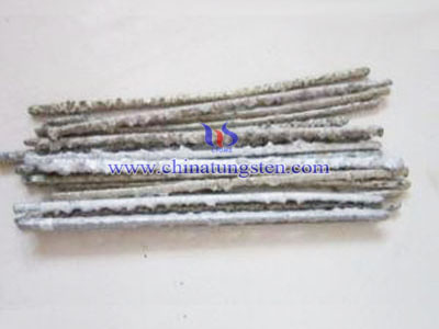 tungsten carbide welding electrode image